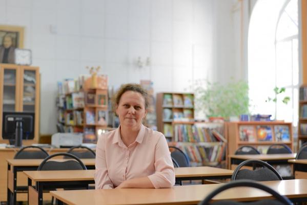 Светлана Медведева — заместитель директора самой большой детской библиотеки в регионе