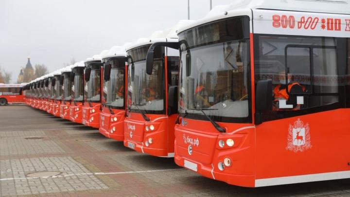 Нижний Новгород получил 51 новый автобус. Рассказываем, на каких маршрутах они будут ездить