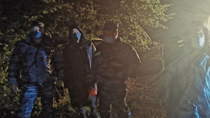 В Башкирии ночью прошли стычки в защиту Куштау
