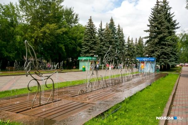 Серьёзной реконструкции парк ждёт уже давно