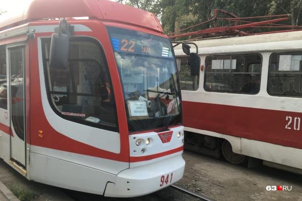 """Изменения коснутся в том числе и трамвая <nobr class=""""_"""">№ 22</nobr>"""