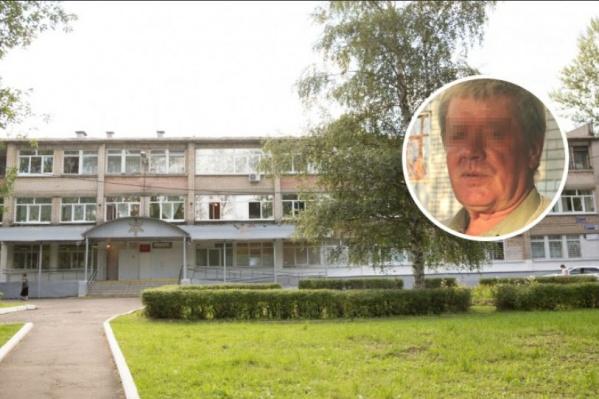 Владимир Дмитриев рано утром ушёл из больницы