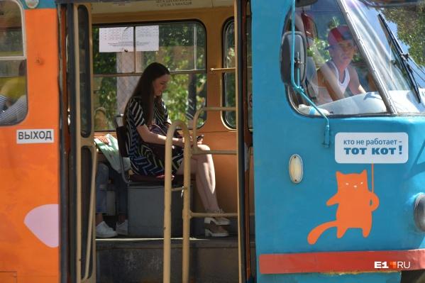 На трамвайную ветку в Академический потратят 2,5 миллиарда рублей
