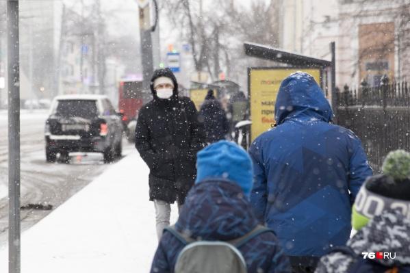 Ярославцы соблюдают масочный режим не слишком усердно