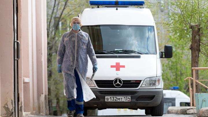 Один умерший, 93 заболевших: в Волгограде и области вновь растёт число жертв COVID-19