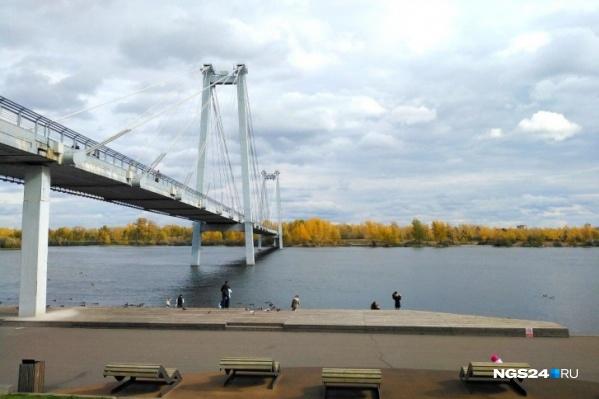Вплоть до конца ноября на Татышеве будут проводить благоустройство территории<br>