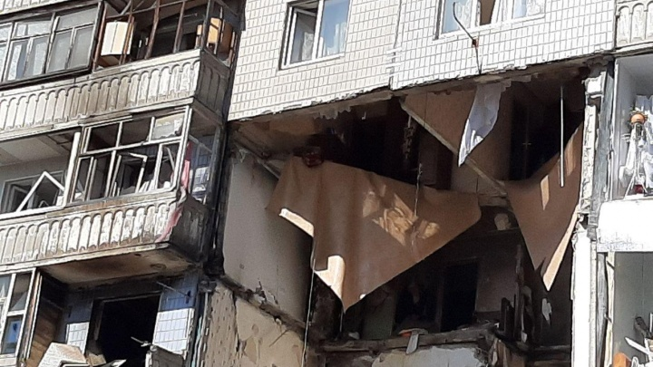 «Пол обрушился под ногами»: жильцы рассказали, как произошёл взрыв дома в Ярославле