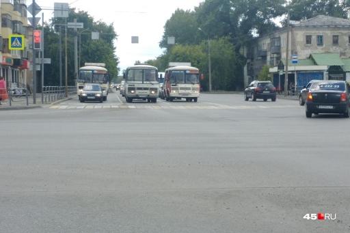 В Кургана началась волна подорожания проезда в автобусах
