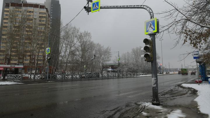 На дублере Сибирского тракта уберут «лежачие полицейские», из-за которых автомобилисты стояли в пробках
