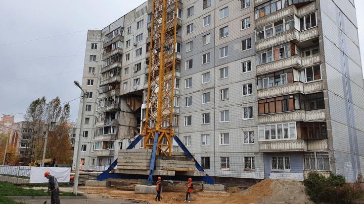 Придётся доплатить: жителям взорвавшегося дома на Батова назвали условия покупки новых квартир