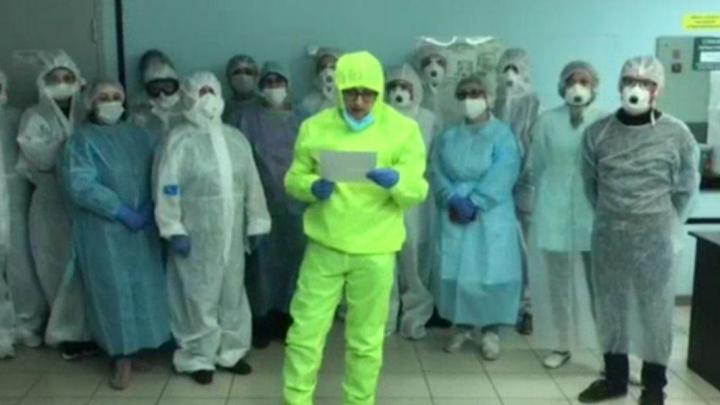 В Перми медики частной клиники жалуются, что им не платят за работу с COVID-19. Минздрав обещает: деньги будут