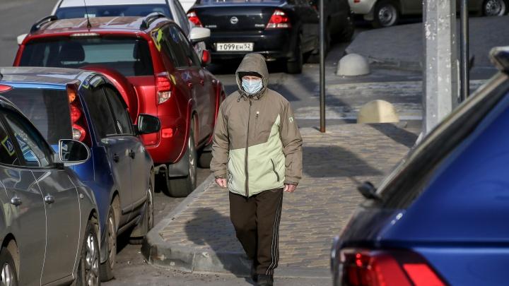 Глеб Никитин обязал нижегородцев носить маски в лифтах и на парковках
