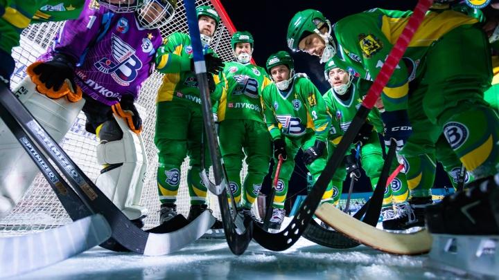 «Упорный матч»: «Водник» уступил «СКА-Нефтяник» в полуфинале чемпионата России
