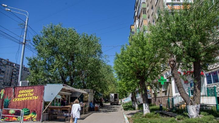 Владельцы незаконных киосков в Челябинске получили амнистию