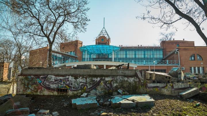 Стало известно, кто займется реконструкцией парка Собино в Ростове