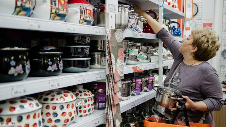 Удобная и практичная посуда для всех: в Тюмени объявили акции и скидки на кастрюли и сковороды