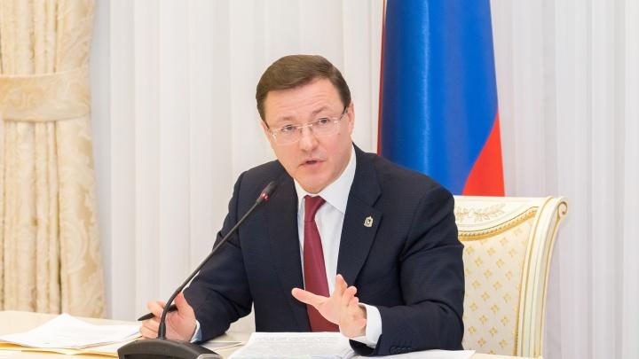 63.RU проведет эфир с губернатором Самарской области Дмитрием Азаровым