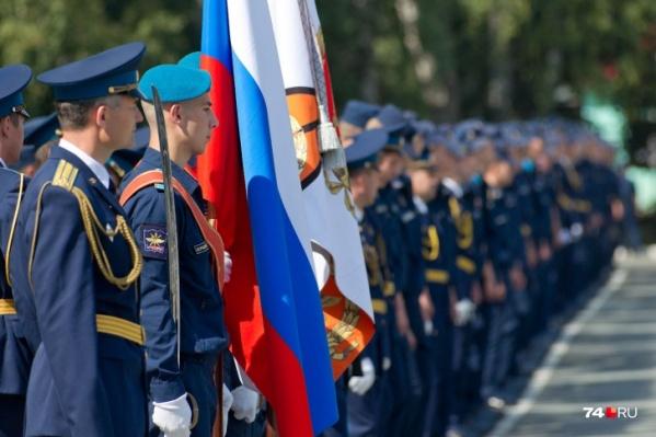 Новую возможную дату проведения парада Победы в Челябинске власти области пока не озвучили