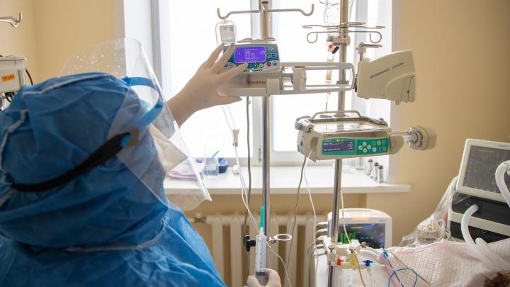 В Сызрани откроют госпиталь для пациентов с коронавирусом