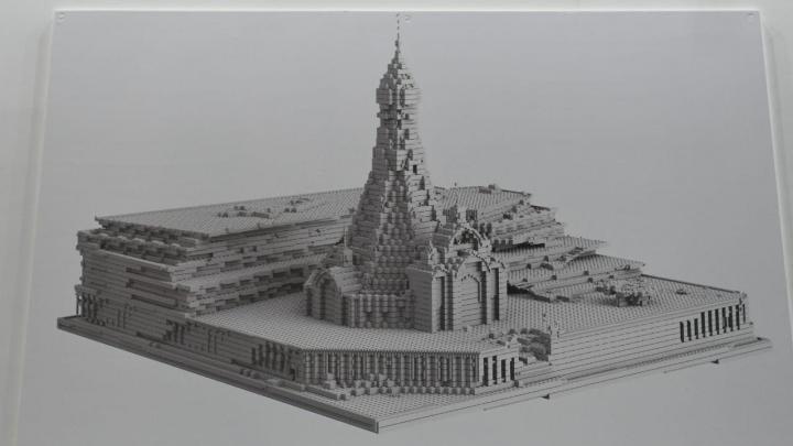 «Мы показали одну из версий»: в УГМК рассказали, когда появится проект собора Святой Екатерины