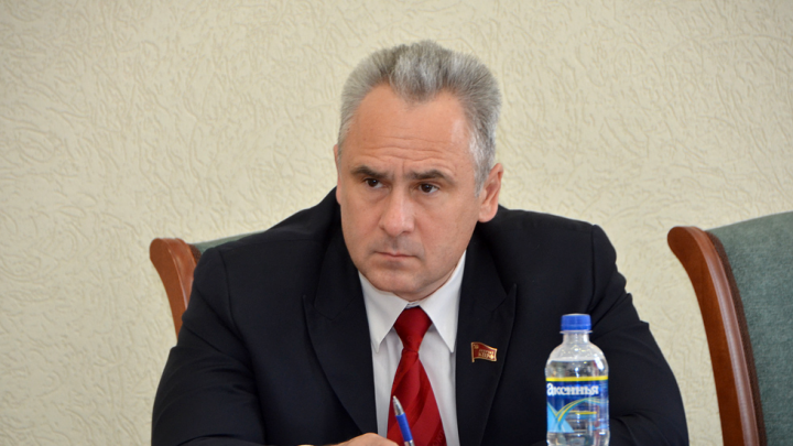 КПРФ выдвинула своего кандидата на выборы губернатора Ростовской области