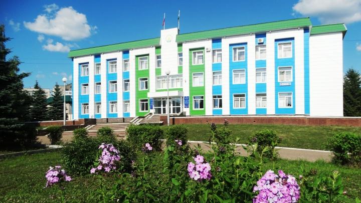В Благовещенском районе Башкирии ввели режим чрезвычайной ситуации