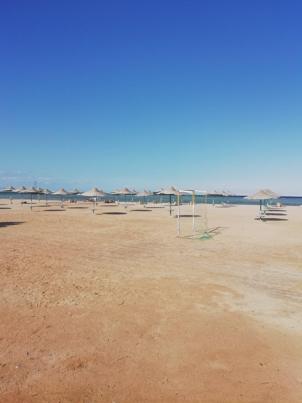 ВШарм-эль-Шейхе практически не осталось туристов