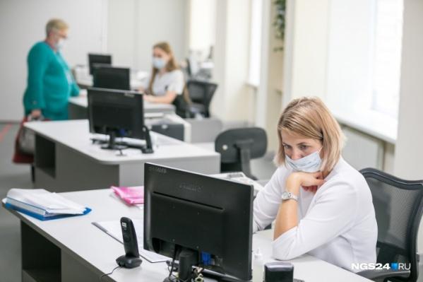 Вирус за сутки выявили у 31 жителя Красноярска