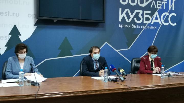 Замгубернатора Кузбасса рассказал о возвращении ограничений COVID-19. Всё решат ближайшие 10 дней