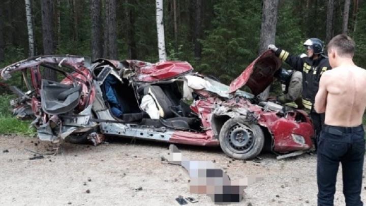 В суд передали дело о страшной аварии после свадебной вечеринки под Кировградом