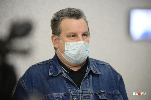 Виталий Верехин утверждает, что его клиент не виновен