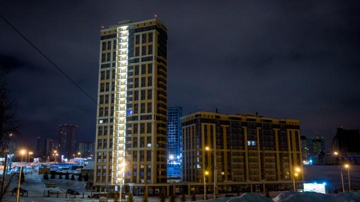 В мэрии Новосибирска рассказали, сколько в городе улиц без освещения
