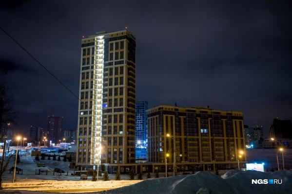 На освещение всех улиц города не хватает денег и технической возможности
