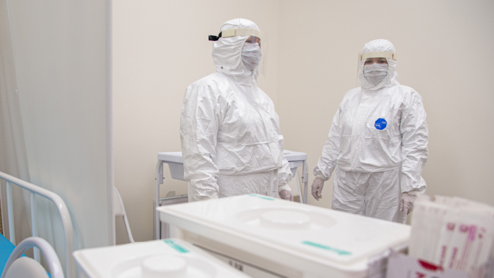 В Челябинской области умерли ещё три пациентки с коронавирусом