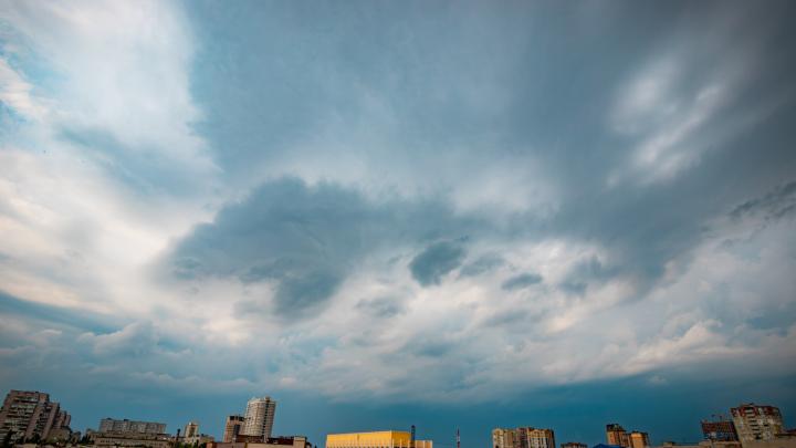 Жара и тучи: какой будет погода в Ростове на этой неделе