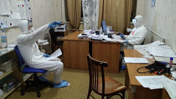 В Котласе увеличили количество коек для больных COVID-19