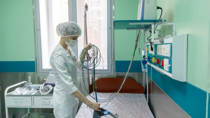 В Тюмени пять человек с коронавирусом находятся в реанимации