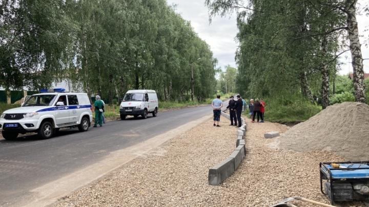 В Ярославле водитель на ВАЗе насмерть сбил велосипедистку и уехал
