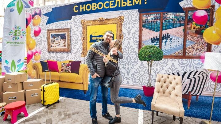 «ЮгСтройИнвест» сдал уже третий дом в экорайоне «Вересаево»