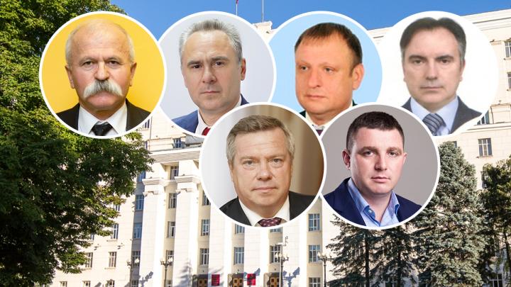 Кто, если не Голубев: досье претендентов на пост донского губернатора