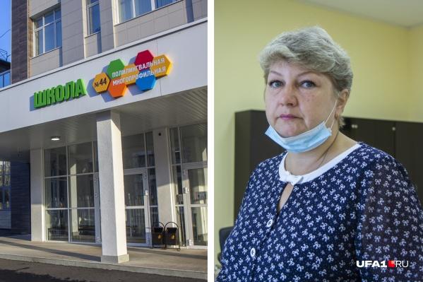 Екатерина Соколова почти 30 лет преподает в школе
