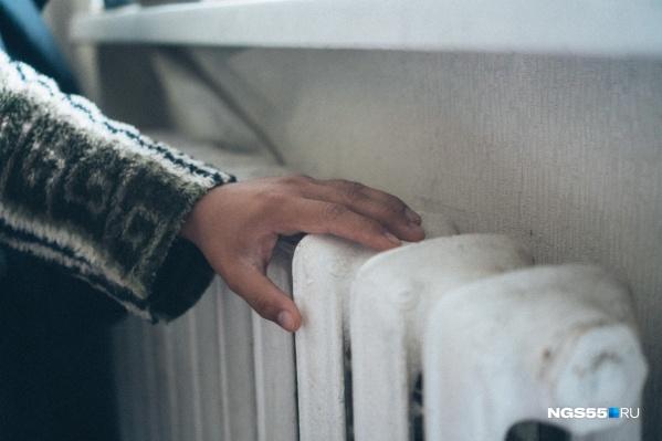 В эти выходные в квартиры жильцов пятиэтажки поступят тепло и горячая вода
