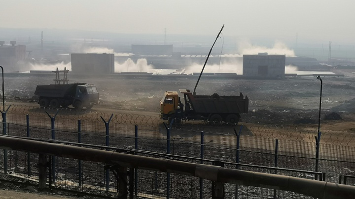 Начальника цеха ТЭЦ в Норильске, где произошел крупный разлив топлива, задержали