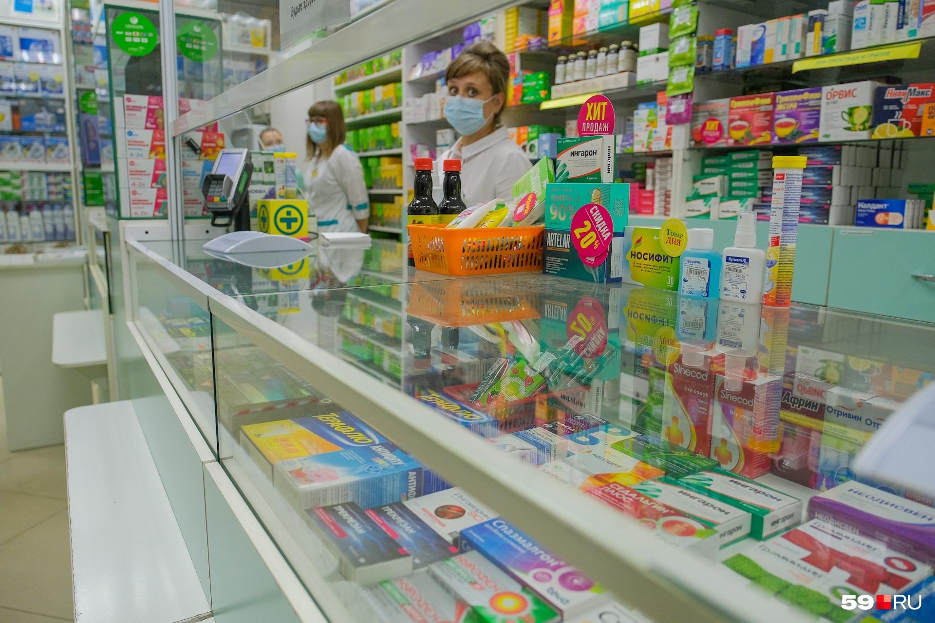 Повышение цен на антибиотики и противовирусные в большинстве случаев не повлияло на высоту спроса