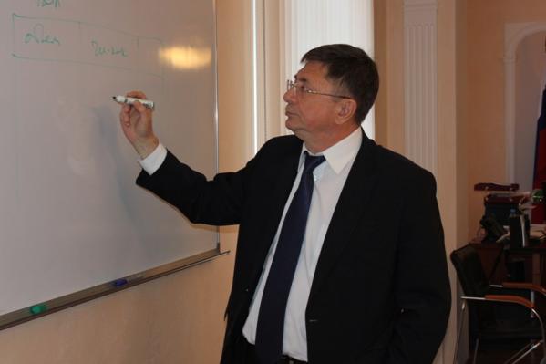 Вячеславу было 64 года