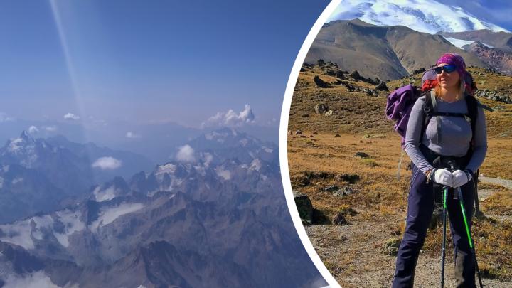 «До вершины дошли не все»: Эльбрус глазами нижегородки