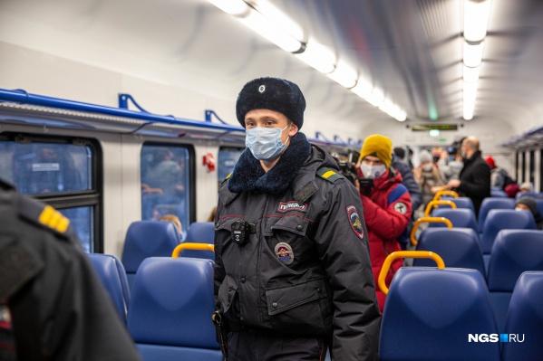 Проверка началась в 08:50 на станции «Сеятель»