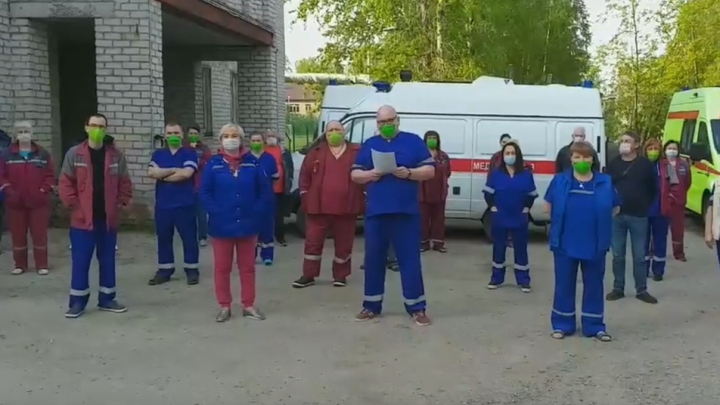 «Мы находимся в опасных условиях»: сотрудники Пермской станции скорой помощи записали еще одно обращение президенту