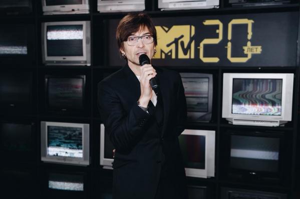 Ведущий MTV Александр Анатольевич записал видеопоздравление для красноярцев