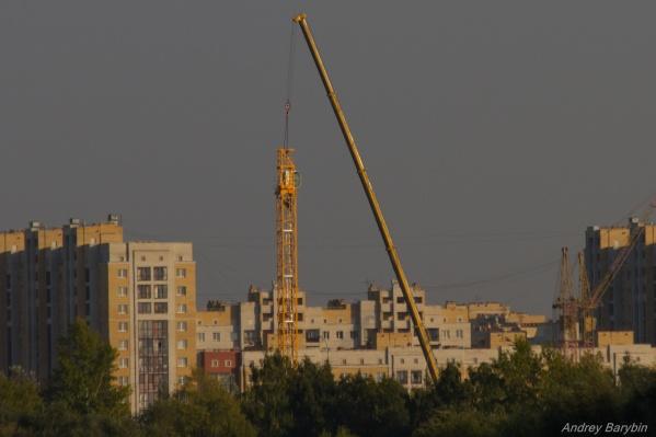 На строительство здания понадобится два года